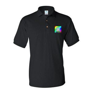 Men's Ricky and Morty Short Sleeve Cotton Polo